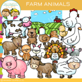 Farm Animal Clip Art