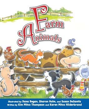 Farm Animals Collection eBook & Read-Along Audio