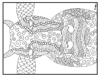 Farm Animals Coloring Pages Highly Detailed Horse Cow