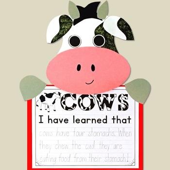 Farm Animals (Cow, Pig, Sheep) Crafts