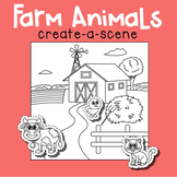 Farm Animals Activity