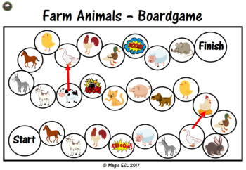 Farm Animals Pack