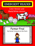 Farm Animals - Emergent Reader