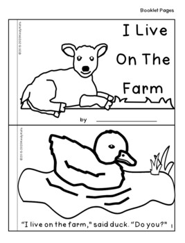 Farm Life: Songs & Rhymes