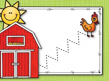 Farm Animals {Flashcards, Word Wall, Vocal Exploration, and Student Pages}