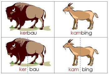 Farm Animals / Haiwan Ternakan