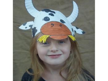 Farm Animals Hat Collection