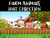 Farm Animals Hat Collection