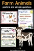 Inquiry Based Learning   Farm Animals   Inquiry Posters and Projects