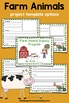Inquiry Based Learning Projects - Farm Animals With Sample Inquiry Questions