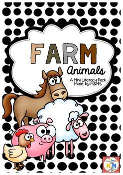 Farm Animals Mini Pack