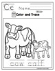 "Farm Animals Moms and Babies ""No Prep"""