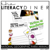 Farm Animals Nonfiction - Kindergarten Interactive Read Aloud