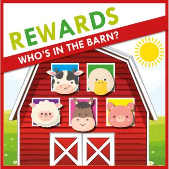 Farm Animals Online ESL English Reward System (VIPKID, GOGOkid, Sayabc, palfish)
