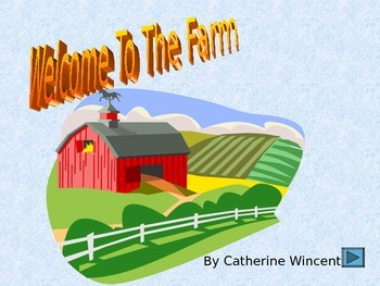 Farm Animals- PPT