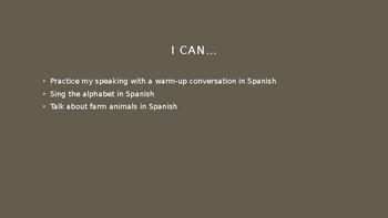 Animals: Farm Animals PPT