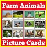 Farm Animals Pictures