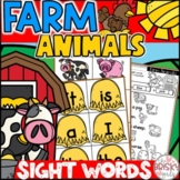 Farm Animals Preschool (Preschool Sight Words)