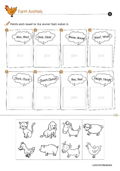Farm Animals *Printables*