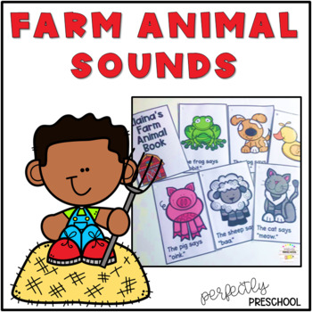 Farm Animals Sound Book