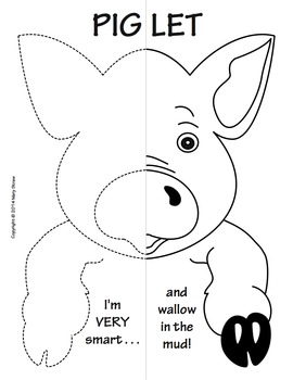 farm animals symmetry activ by mary straw teachers pay teachers. Black Bedroom Furniture Sets. Home Design Ideas