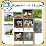 Farm Animals & Their Babies