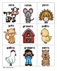 Farm Animals Theme (Spanish) Can be used with Frog Street Curriculum
