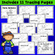 Farm Animals Tracing: Sight Words, Simple Sentence Tracing, and Tracing Pictures