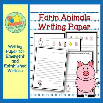 Writing Paper Farm