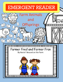 Farm Animals and Offsprings - Emergent Reader