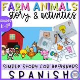 Farm Animals in Spanish - Animales de la granja