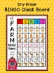 Farm BINGO Game