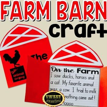 Farm Barn Craft