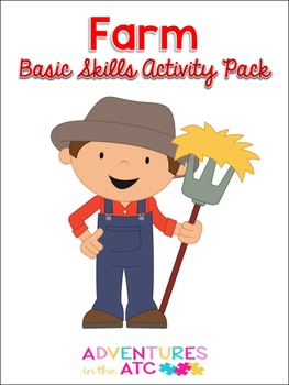 Farm Basic Skills Activity Pack
