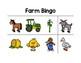 Farm Bingo!