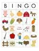 Farm Bingo Class Set of 25 Cards