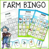 Farm Bingo Game