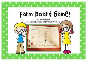 Farm Board Game