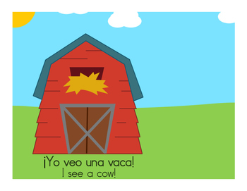 Farm Book -Spanish and English