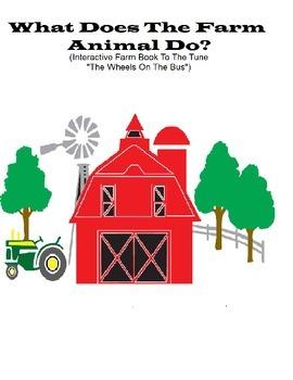 Farm Bundle 2-On The Farm Adapted Story Addition