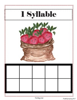 Farm Bundle of 5- Count and Clip, Matching, Word Sort, Ten Frames