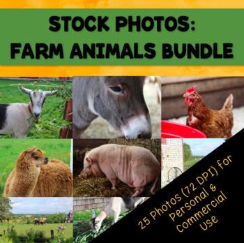 Farm Bundle of Stock Photos
