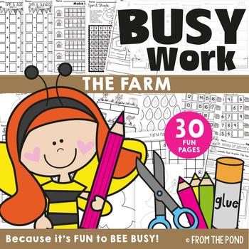 Farm Busy Work
