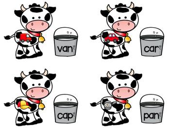 Farm CVC Picture Match
