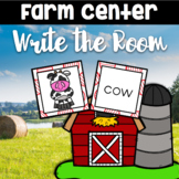 Farm Center ~ Write the Room
