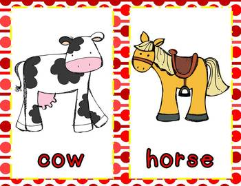 Farm Centers & Supplementary Activities For Kindergarten