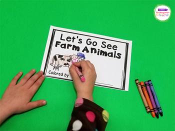 Farm Centers and Activities for Pre-K/Kindergarten