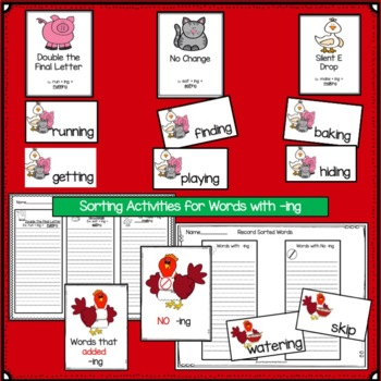 Farm Song - Little Red Hen Singable & MORE!