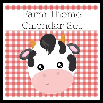 Farm Classroom Decor | Farm Classroom Theme | Farm Animal Theme