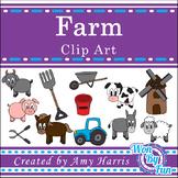 Farm Clip Art